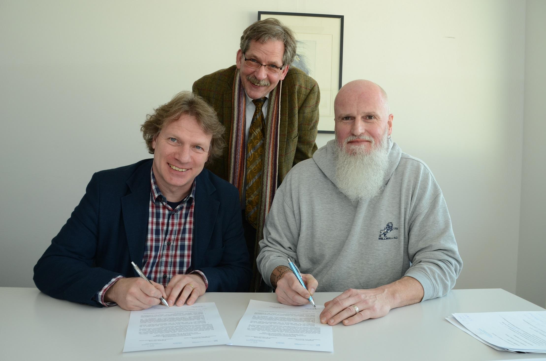 Neue Akteure – bewährte Partnerschaft